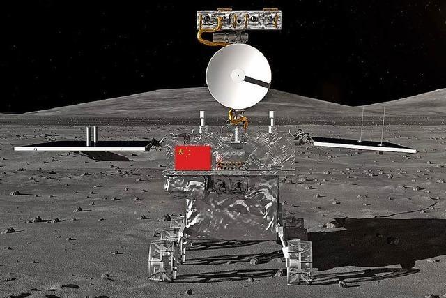 China kommt dem Mond immer näher