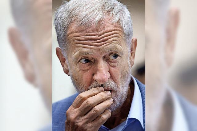 Zweifel an Jeremy Corbyn wachsen