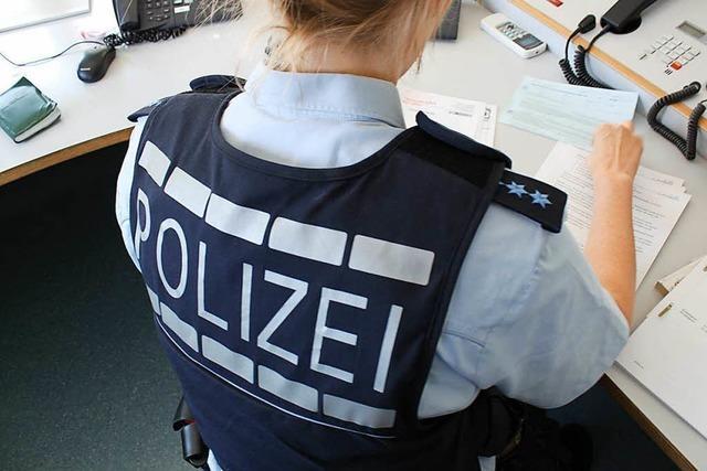Betrunkener Fahrradfahrer verunglückt in Lörrach