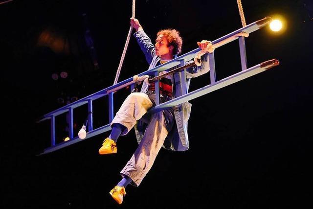 Der Zirkus Monti verzaubert in Basel den Alltag