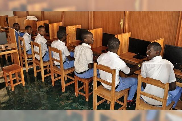 Spenden stärken die Bildung