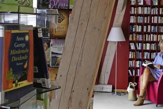 Stadtbibliothek geht mit der Zeit