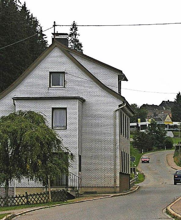 So sah das Haus Doll einst aus.  | Foto: Gert Brichta