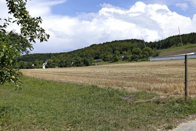 Bauen in Dillendorf wird bald möglich