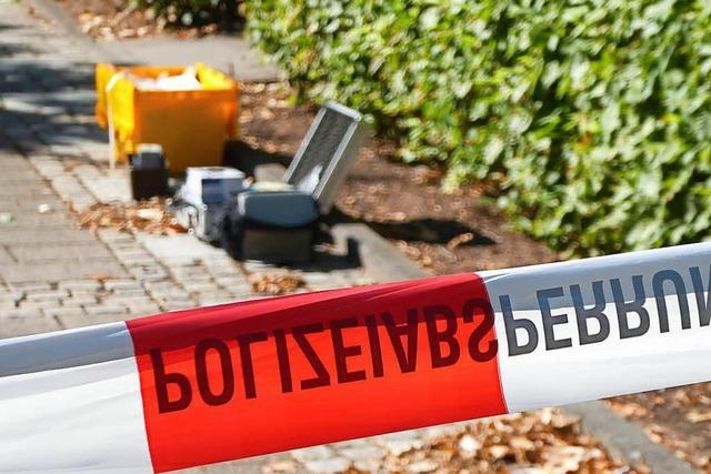 Das Motiv für die Bluttat in Offenburg bleibt weiterhin unklar