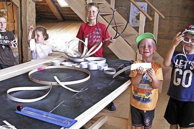 Spannende Ferienangebote für Kinder in Bernau