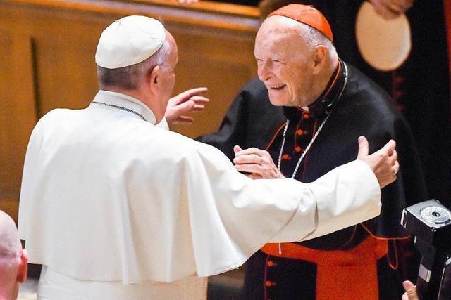 Missbrauchsskandal und Vatikan: Aufklärung nur auf Druck
