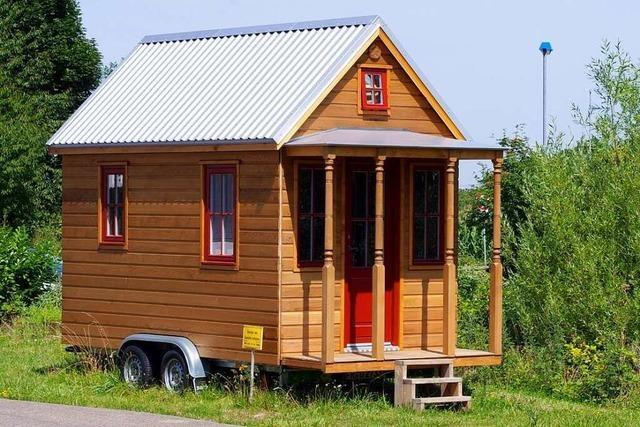 Das Tiny House macht Karriere – wenn die Bürokratie es nicht bremst
