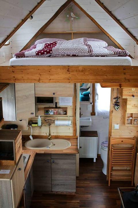das tiny house macht karriere wenn die b rokratie es. Black Bedroom Furniture Sets. Home Design Ideas
