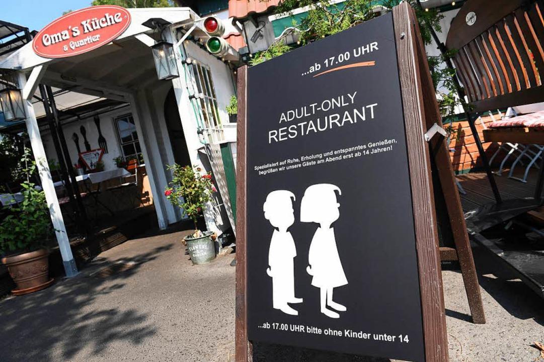Wirt auf Rügen erklärt sein Restaurant abends zur ...