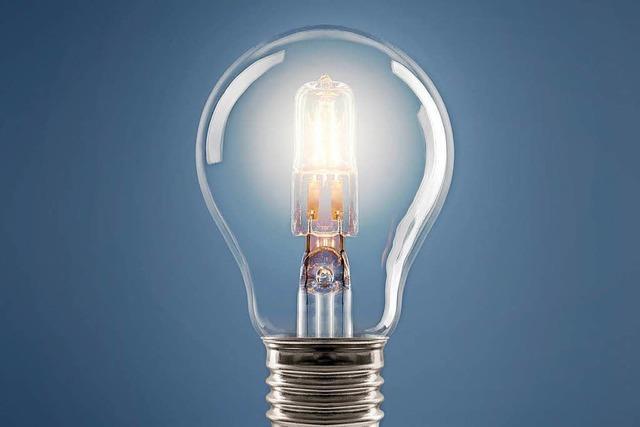Halogenlampen werden ab September nicht mehr produziert