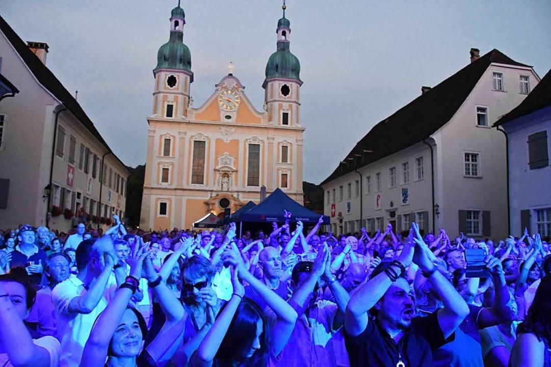 """""""Stimmen"""" in Arlesheim ist...züberschreitenden Kulturkooperationen.    Foto: Barbara Ruda"""