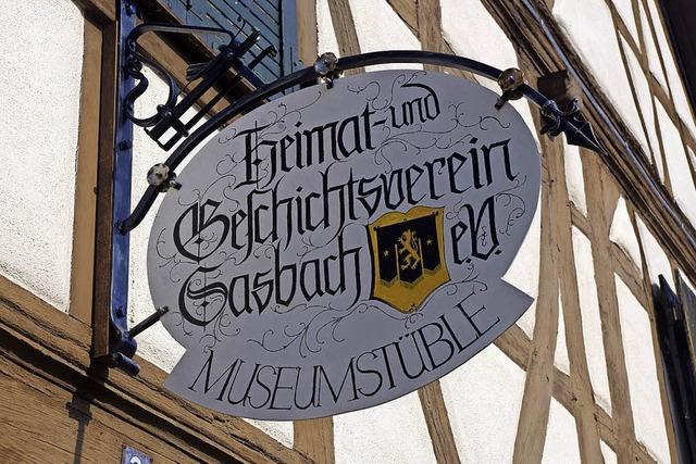 Sachsen am Bach in Sasbach