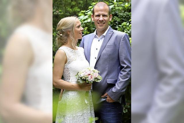 Hochzeit für ein besseres Klima