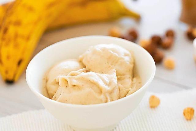 Nicecream: So wird aus einer reifen Banane köstliche Eiscreme