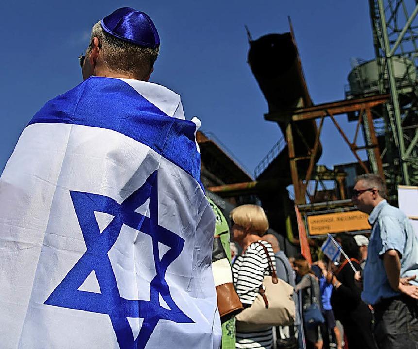 Jüdische Aktivisten in Bochum    Foto: dpa