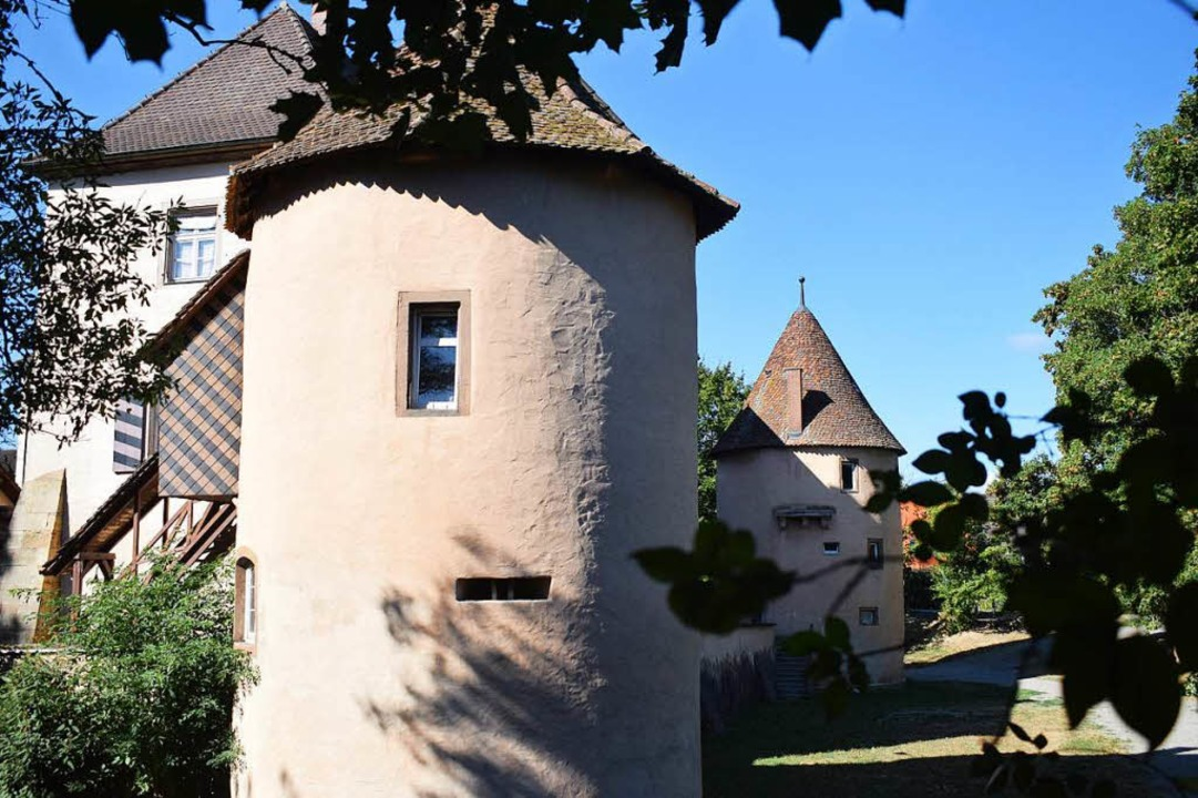 Das Wasserschloss Schwendi in Kirchhofen.  | Foto: Frank Schoch
