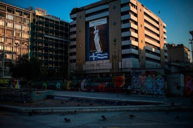 Griechenland ist längst noch nicht saniert