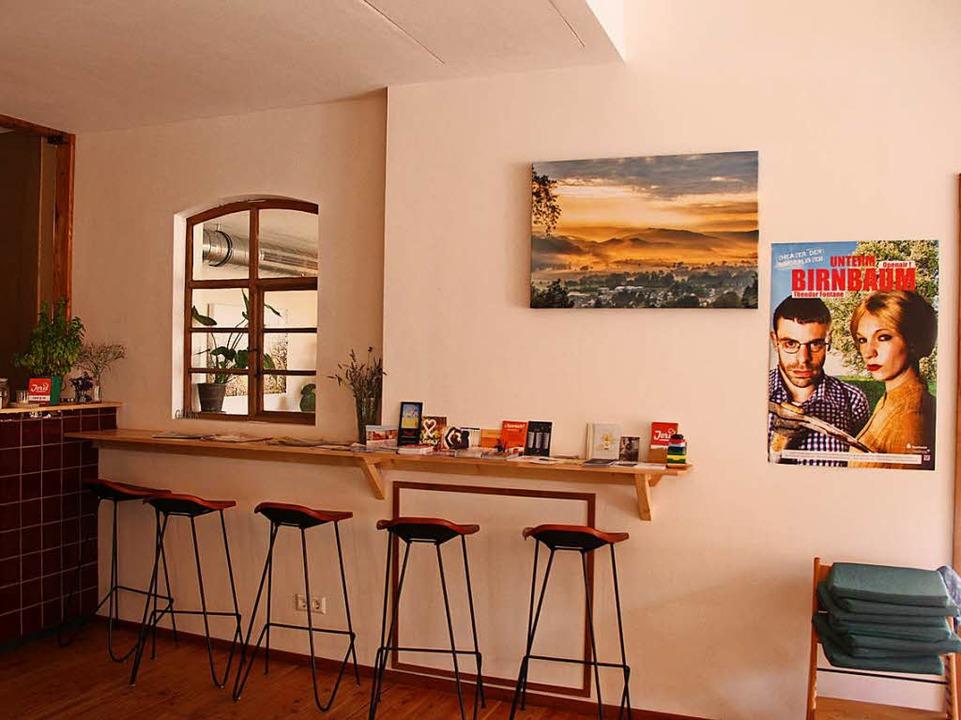 Inspiration holen sich die beiden Besi...Restaurants und in Büchern und online.  | Foto: Dorothea Winter
