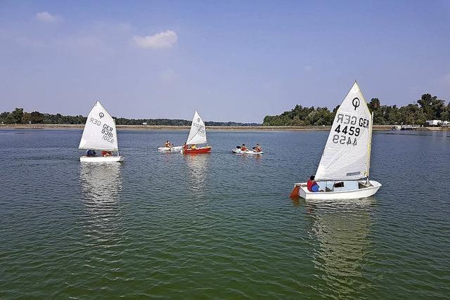 Ferienspaß auf dem Rhein