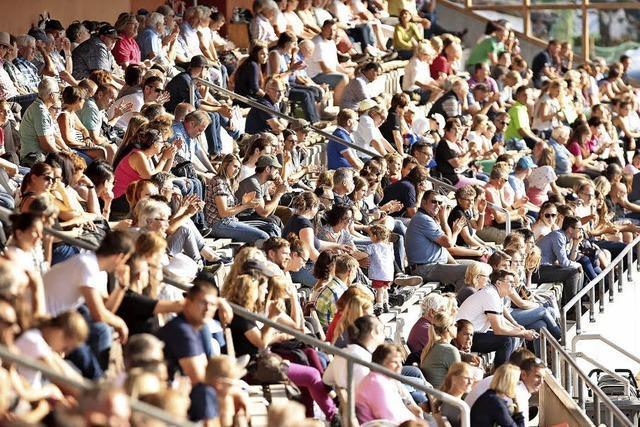 Besucherrekord beim Sommerturnier
