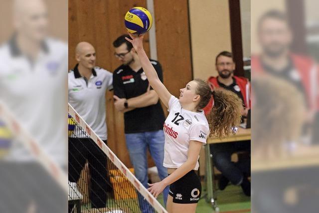 Anna Schupritt komplettiert den Kader