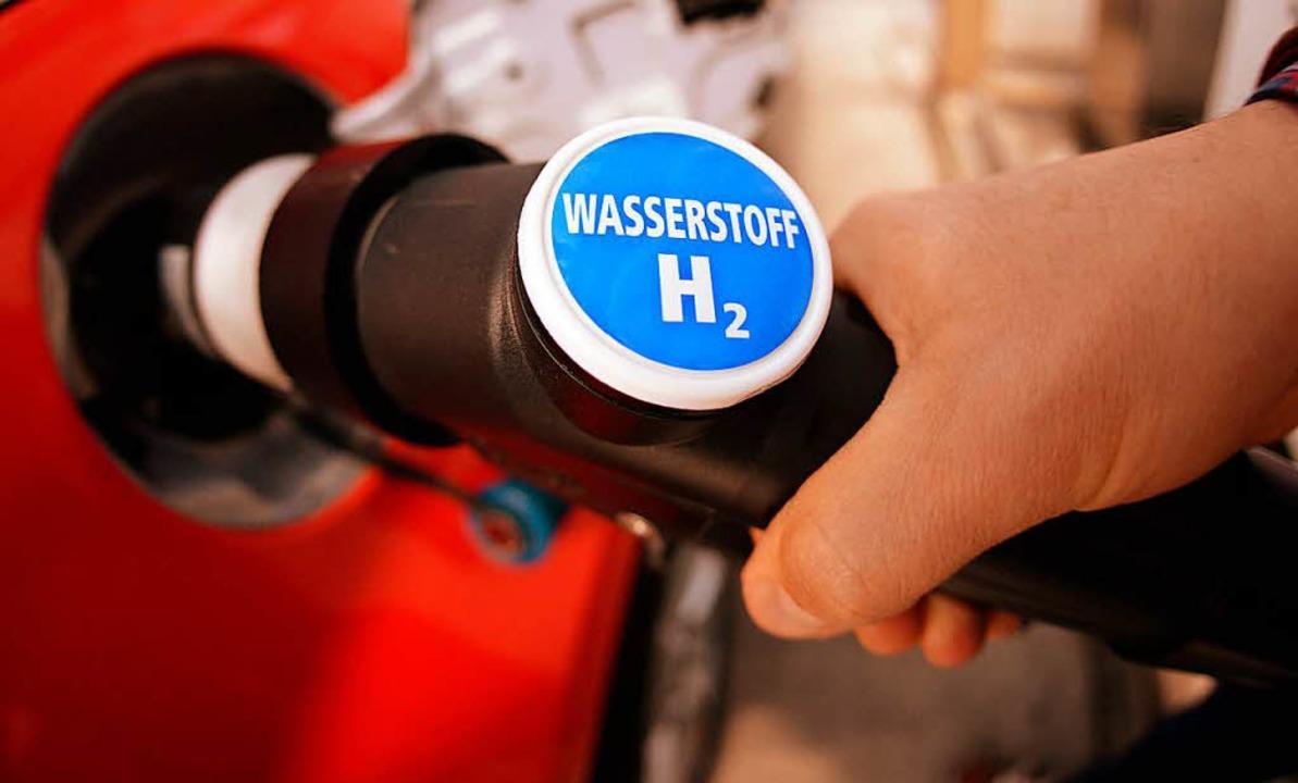 Rasch konkurrenzfähig? Der Wasserstoff  | Foto: DPA