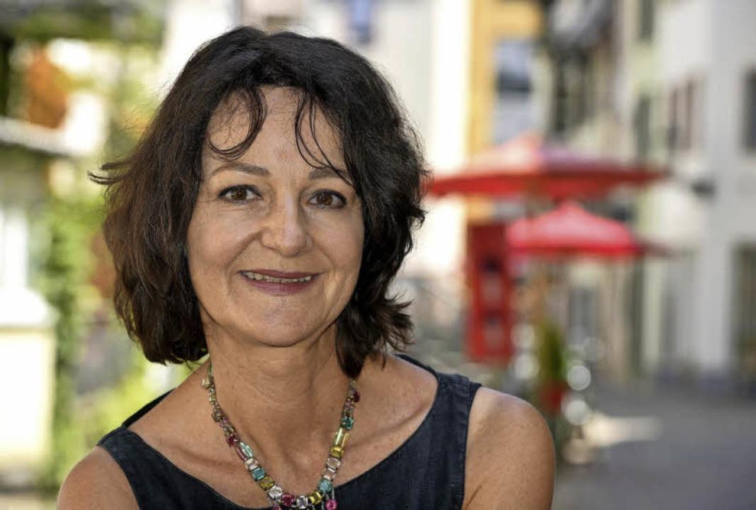 Ute Bales hat inzwischen sieben Romane geschrieben.  | Foto: Thomas Kunz