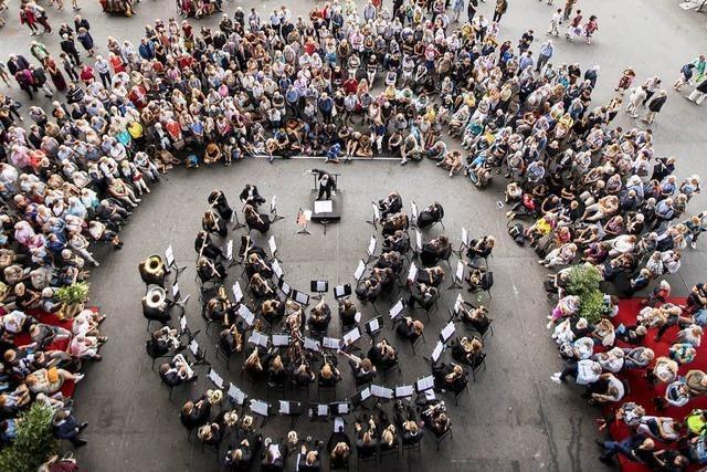 Das Lucerne Festival widmet sich in diesem Jahr dem Thema