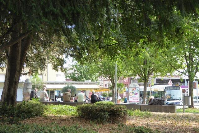 Messerattacke nach Gerangel am Busbahnhof vereitelt