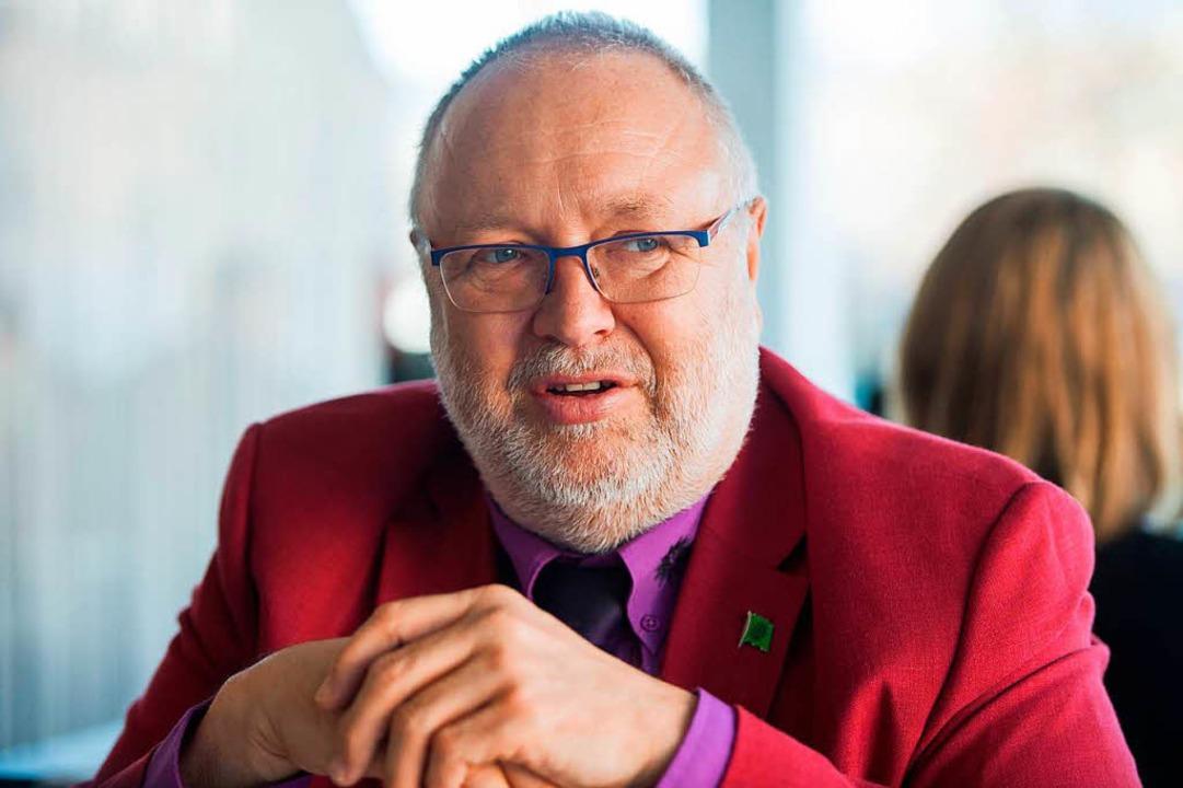 Gegen ihn wird ermittelt: Hans-Jürgen Kirstein.  | Foto: Lino Mirgeler