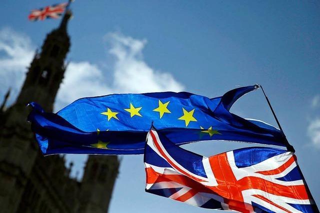 Brexit-Minister sieht Chance für Abkommen mit der EU bis Oktober