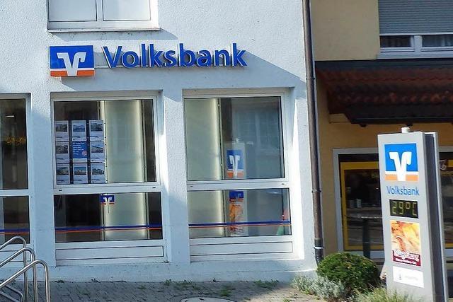 Die Volksbank schließt ihre Filiale in Inzlingen