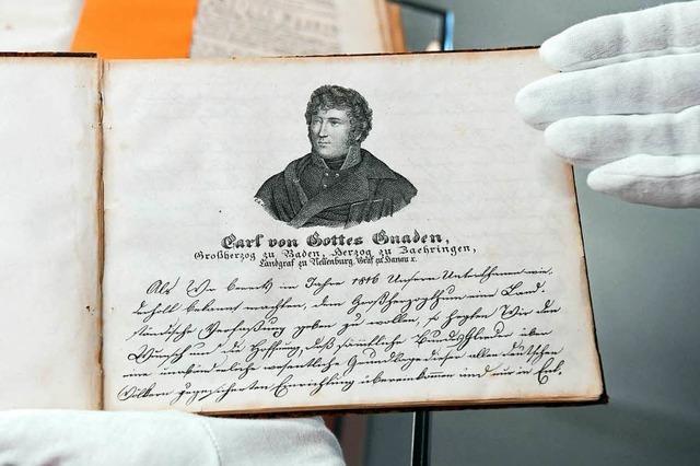 200 Jahre badische Verfassung – eine Liebe mit Hindernissen