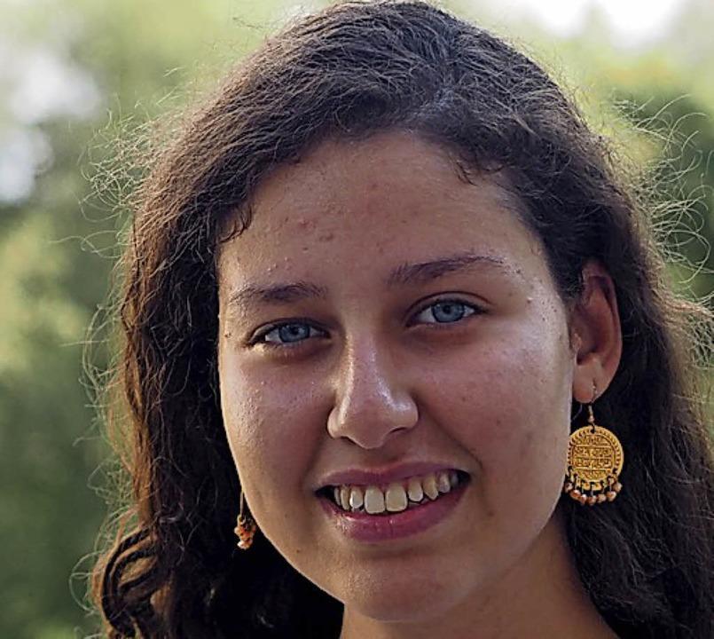 Zeineb Ounally  | Foto: Susanne Gilg