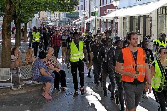 Verstärkung für die Polizei in Offenburg