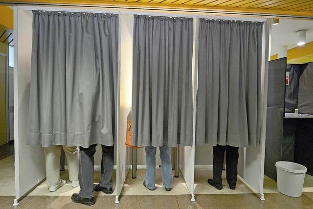 Die Debatte übers Wahlsystem köchelt