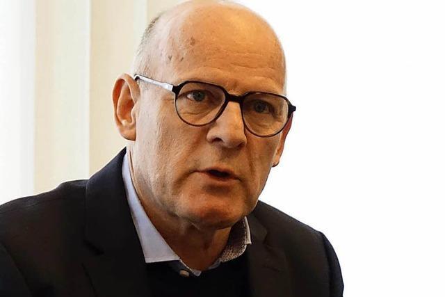 Verkehrsminister Hermann über Fahrverbote und die Zukunft des Verbrennungsmotors