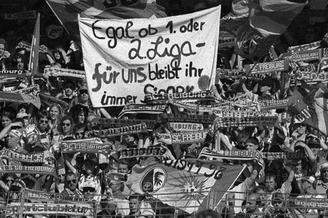 Das Gute: Eine Geschichte über 25 Jahre Fanleben des SC Freiburg