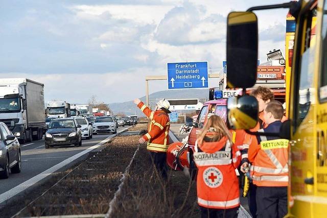 Anti-Gaffer-Wand steht in 25 Minuten – Land investiert 700.000 Euro