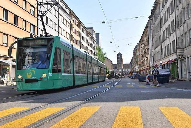 Wie aus der Rosentalstraße ein attraktives Basler Eingangstor werden soll