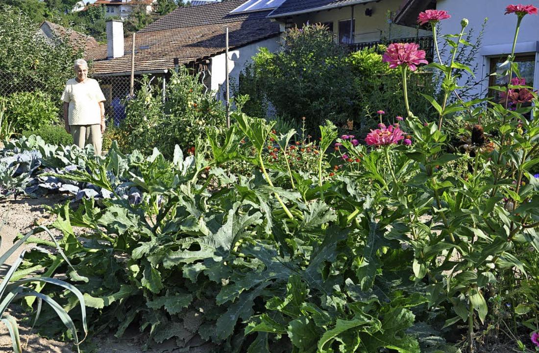 Blüten Und Gemüse In Hülle Und Fülle Schliengen Badische Zeitung