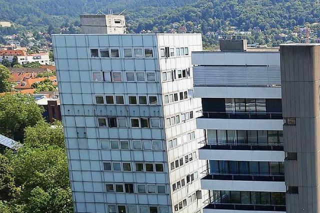 Freiburger Uni-Mitarbeiter klagen über untragbare Hitze am Arbeitsplatz