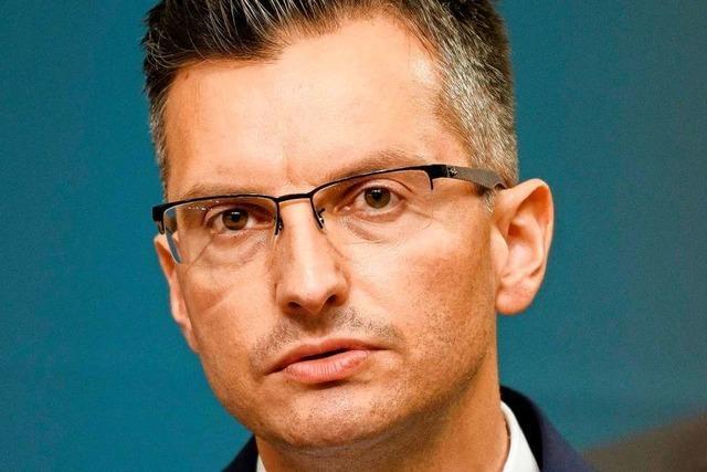 Sloweniens neuer Premier Marjan Sarec will kein Supermann sein