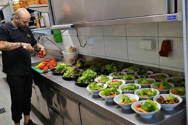Was hat die Rheinfelder Gastronomie für Veganer zu bieten?