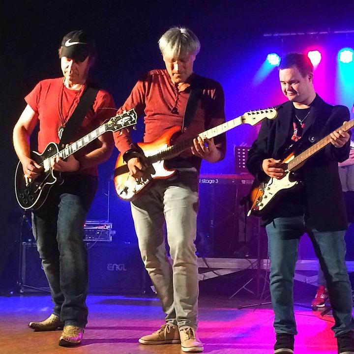 Die Band Human Touch wird am Freitag, ...gust, beim Stadtfest Elzach auftreten.  | Foto: Band