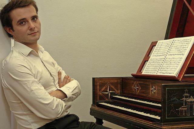 Orgelmusik zum Samstagabend mit Olivier Wyrwas