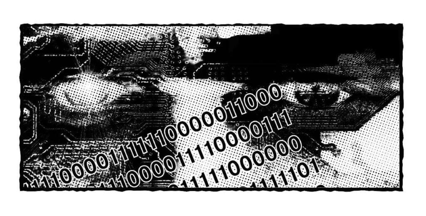 Was sie Fremden nie anvertrauen würden...8211; denn auch Daten sind Geheimnisse  | Foto: adobe