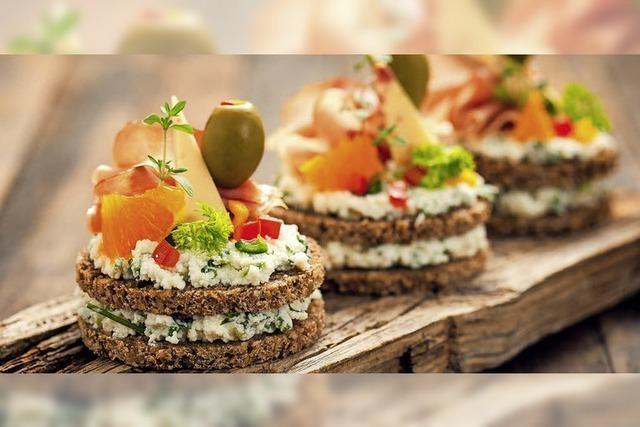 Kulinarik und Lifestyle im Schlosspark