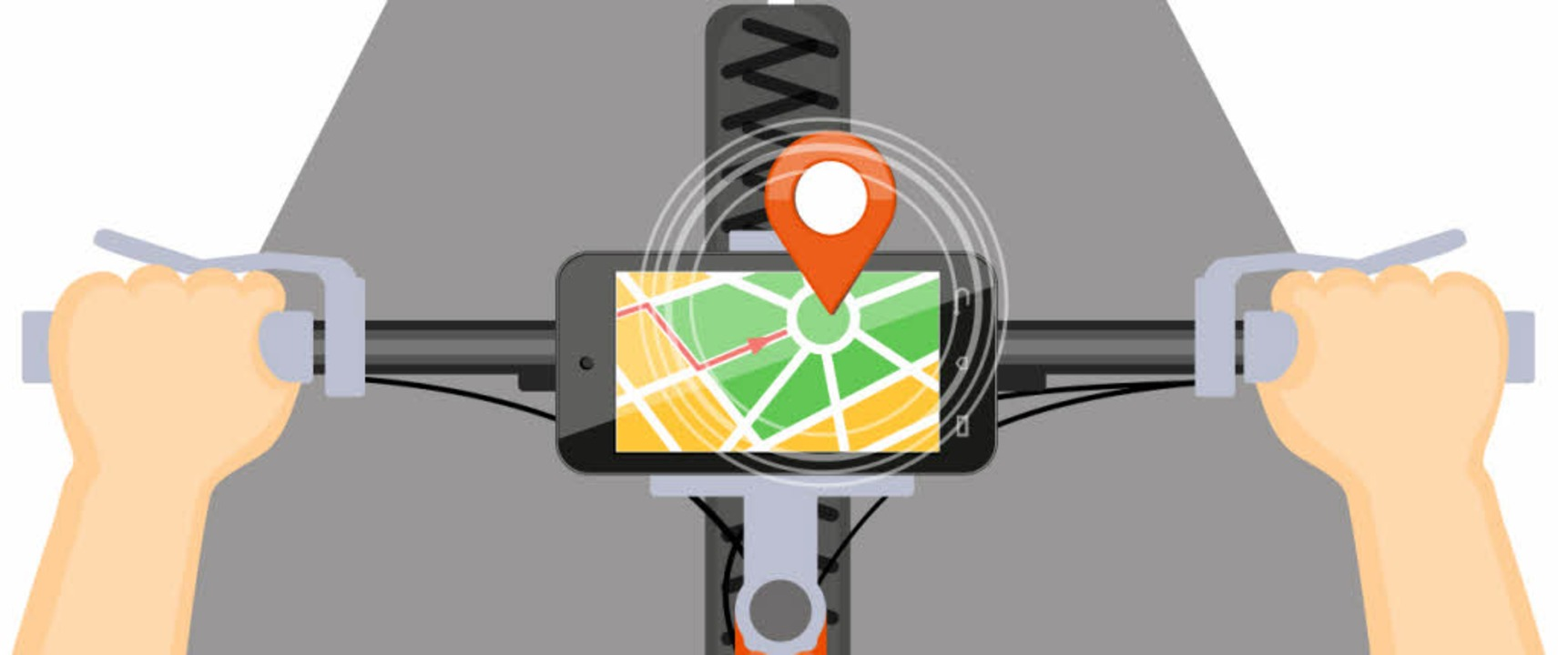Fahrradnavis sind mittlerweile weit verbreitet.   | Foto: stock.adobe.com